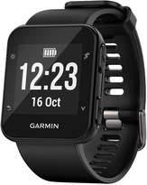 Garmin Unisex Forerunner 35 Black Silicone Strap GPS Running Smart Watch 24mm 010-01689-00
