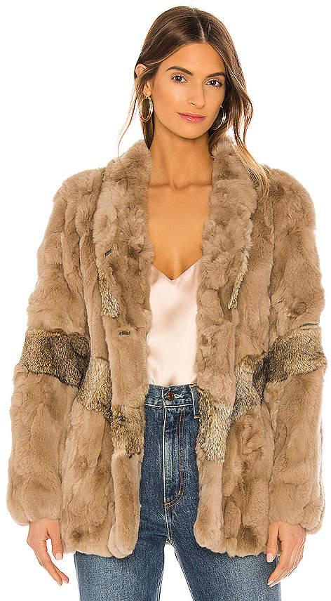 Heartloom HEARTLOOM Dakota Fur Coat