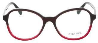 Chanel CC BiColor Eyeglasses