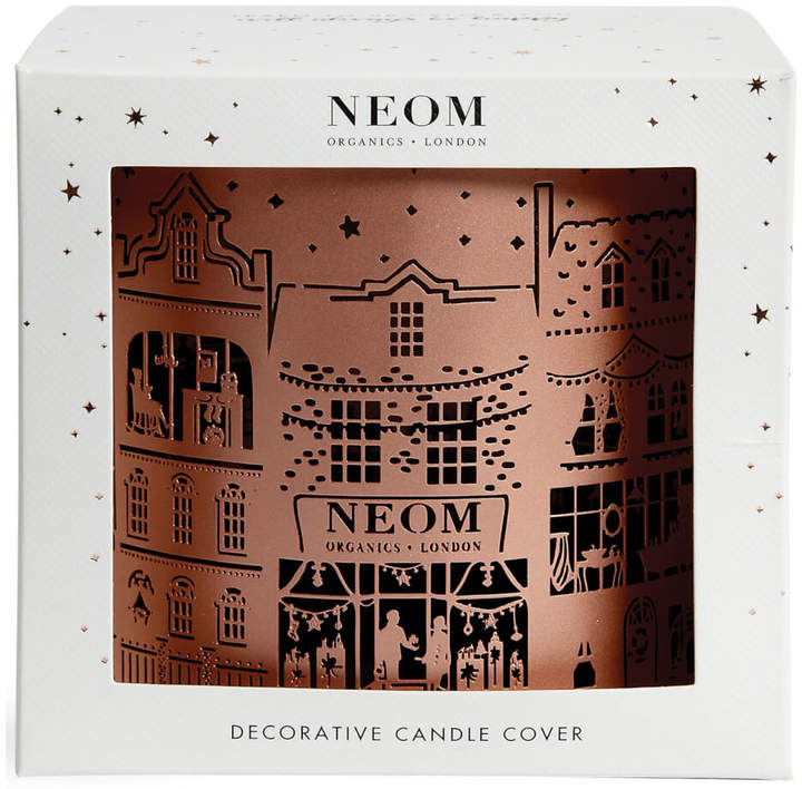 Neom Organics London Decorative Candle Cover