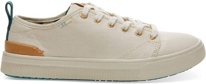 Birch Canvas TRVL Lite Low Women's Sneakers