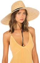 L*SPACE Panama Lifeguard Hat
