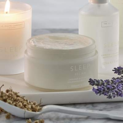 The White Company Sleep Nourishing Body Cream