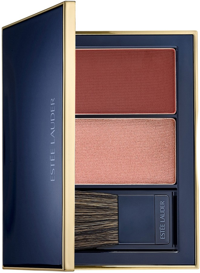 Estee Lauder Pure Color Envy Sculpting Blush + Highlighter Duo - Colour 04 Rose Exposed