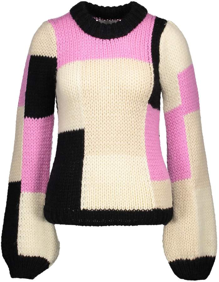 Ganni Merino wool jumper