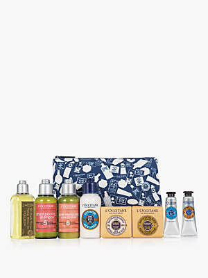 L'Occitane Your Weekend Away Bodycare Gift Set