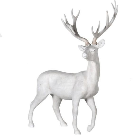 Bramley & White - Christmas Standing Stag
