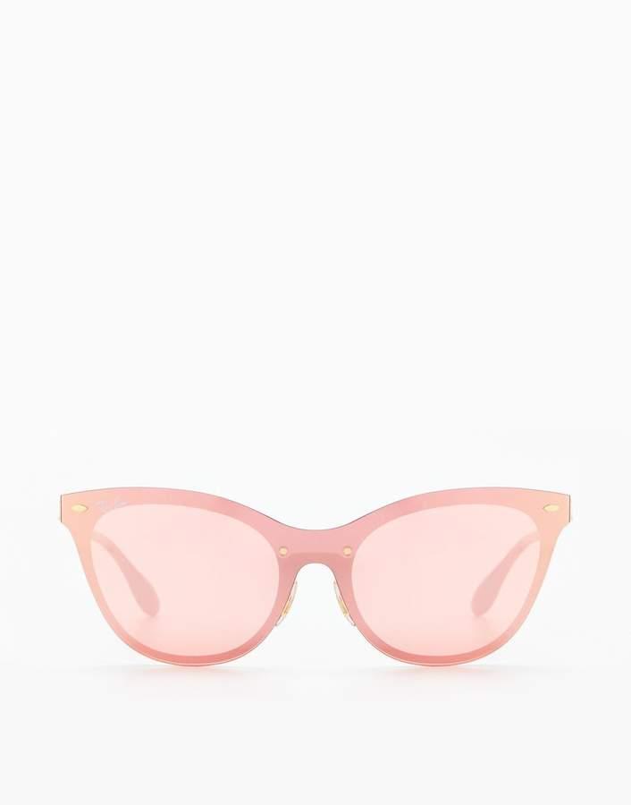 Ray Ban Ray-Ban Rayban Blaze Cateye Sunglasses