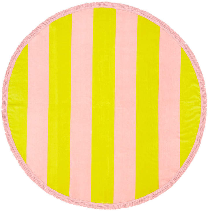 Ban.Do ban. do - All Around Giant Circle Towel - Beverly Stripe