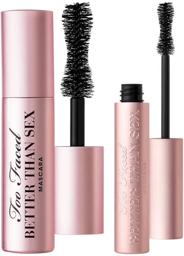 Too Faced Better Than Sex Mascara Bundle (Worth 31.00)
