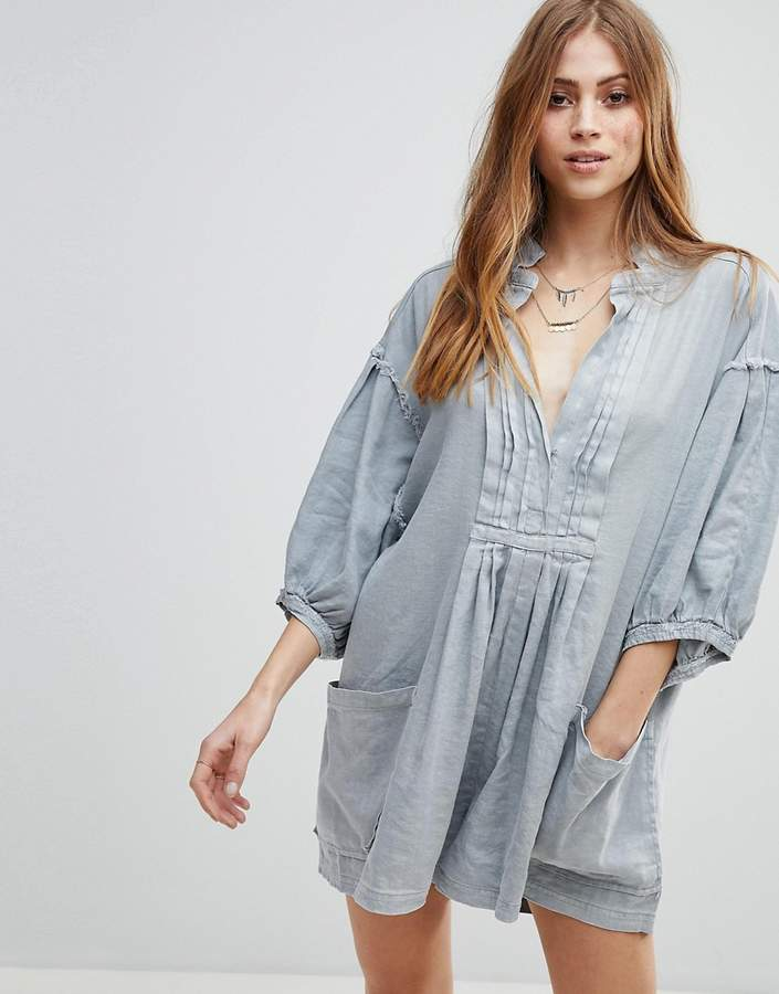Free People Tomboy Playsuit