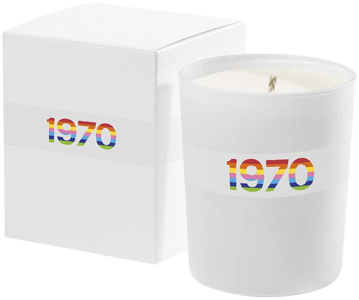 Bella Freud - 1970 Rainbow Candle