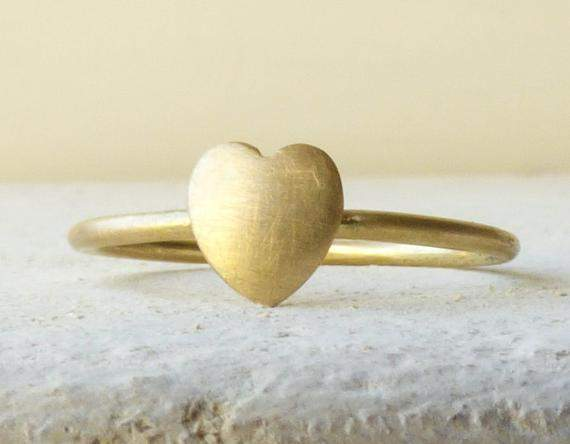 Cherish 18ct Fairtrade Gold Ethical Ring For Love, Promise, Engagement or Wedding.