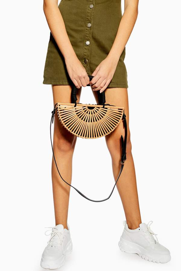 CRETE Wooden Grab Bag
