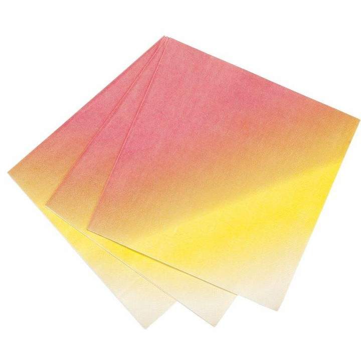 all things Brighton beautiful Ombre Napkins