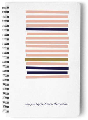 Follow the Leader Day Planner, Notebook, or Address Book