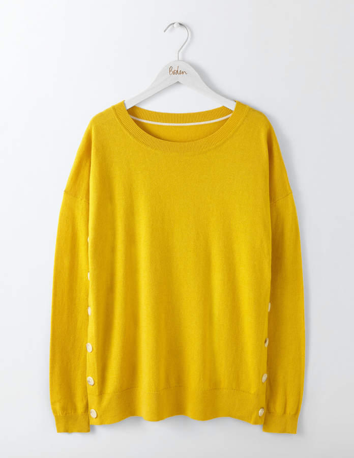 Grace Button Jumper