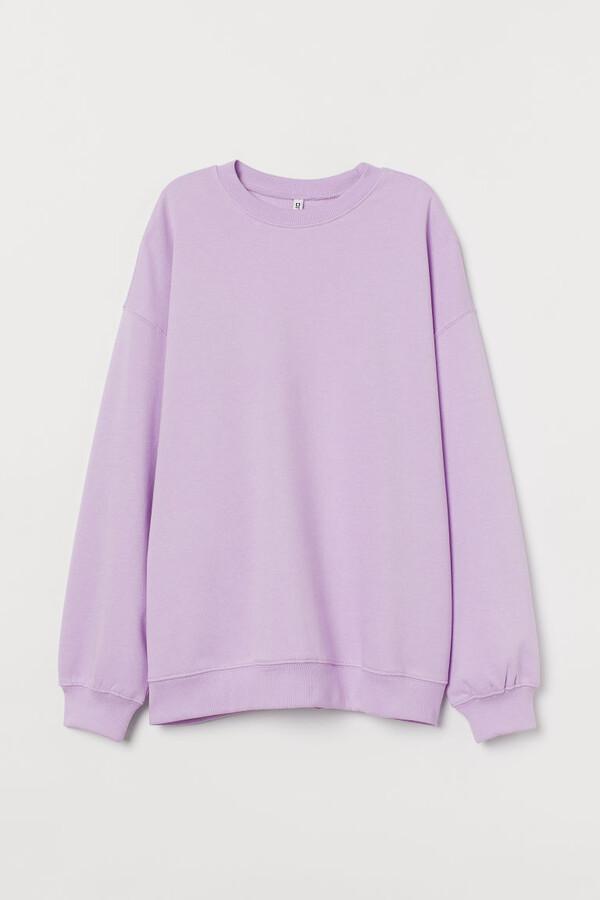H&M Oversized sweatshirt