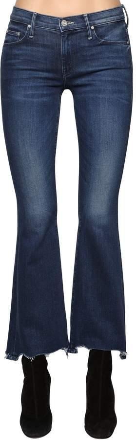 THE WEEKENDER COTTON DENIM BOOTCUT JEANS