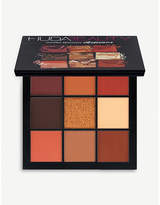 Huda Beauty Warm Brown Essentials Obsessions Palette