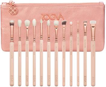 Zoeva Rose Golden Complete Eye Brush Set (Vol. 2)