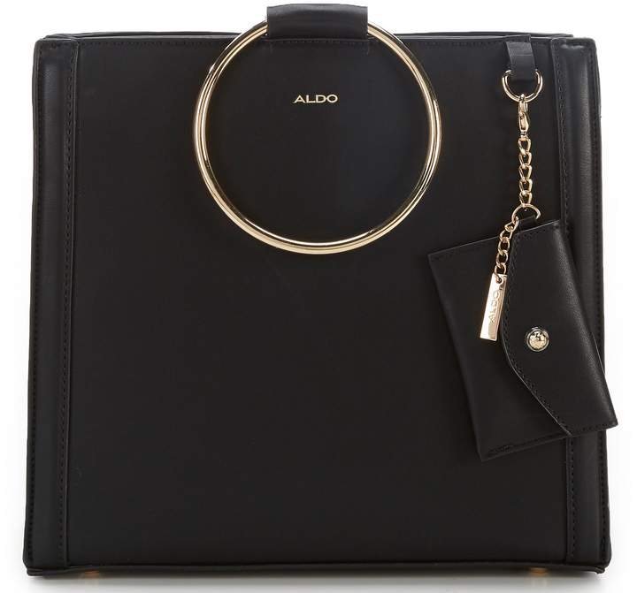 Aldo Acilla Ring Handle Crossbody Tote