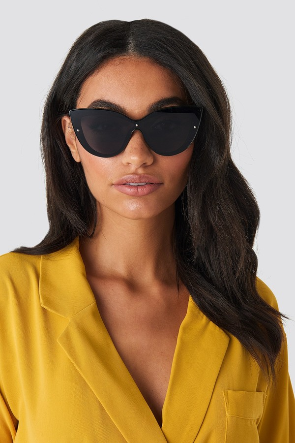 Hoss X NA-KD Cat Eye Sunglasses