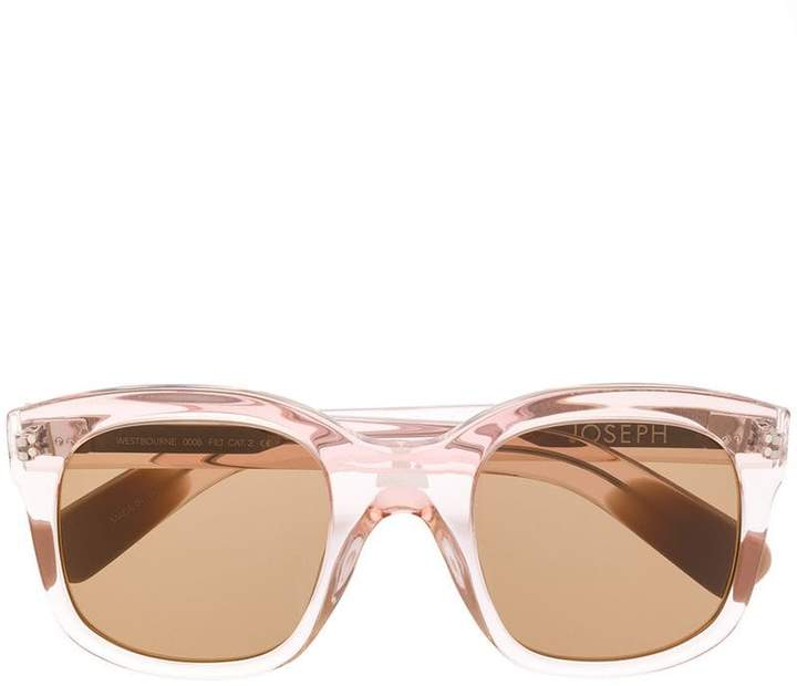 Joseph Westbourne square frame sunglasses