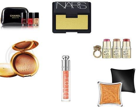 Liquid Metal, Tarte, Christian Dior, NARS