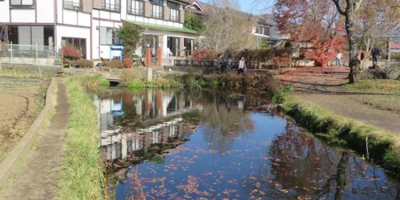 富士五湖 忍野八海 Oshino Hakkai Springs 泉水傳說