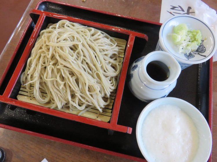 富士五湖 忍野八海 池本茶屋 Ikemotochiyaya 蕎麥麵好威