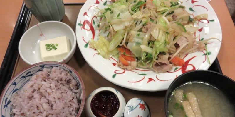《日本東京》彌生軒 やよい軒 東上野店 YAYOI 平價美食高CP