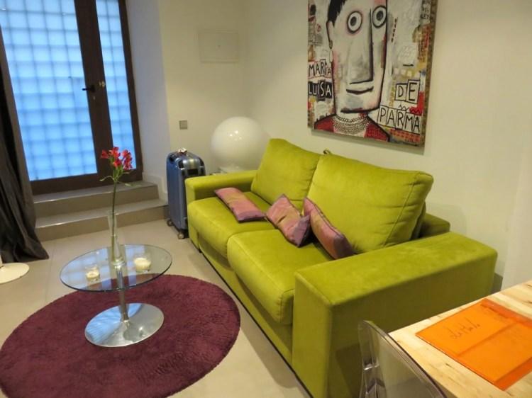 《Madrid Apartamento Palacio Reina María Luisa》mi casa de madrid