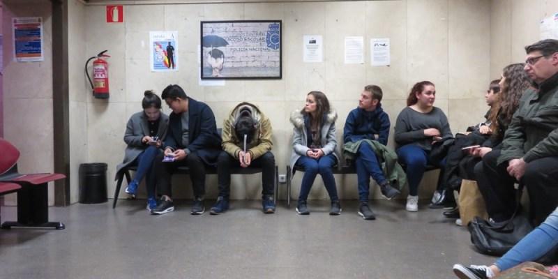 在西班牙被偷 錢包不見警局報警流程