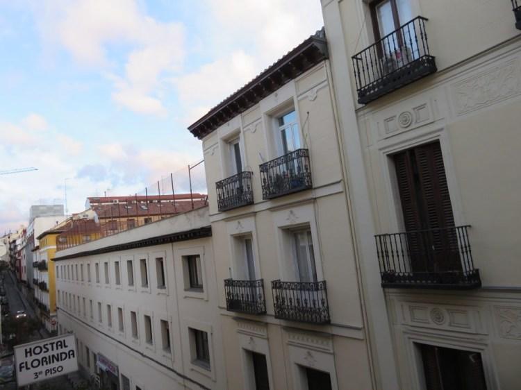 馬德里住宿B&B Hostal Florinda市區少見的方便便宜