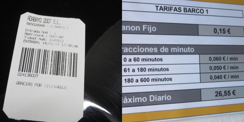 西班牙自駕停車方便嗎?租車自駕找車位不求人