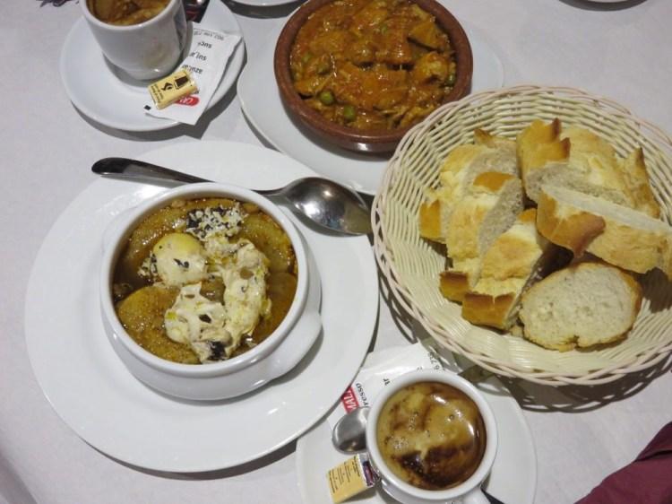 西班牙托雷多Almacen 51悠哉享受西班牙家常菜餚