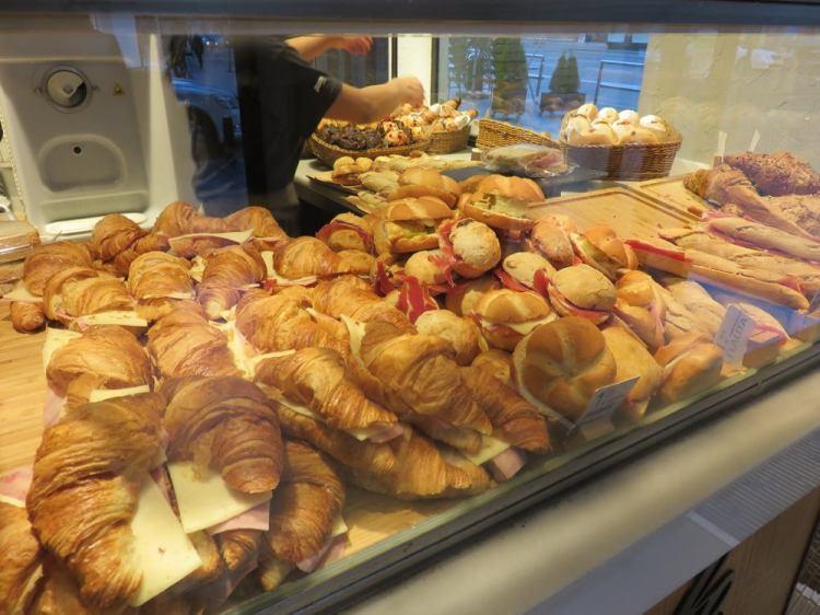 西班牙早餐連鎖Pans & Company好吃