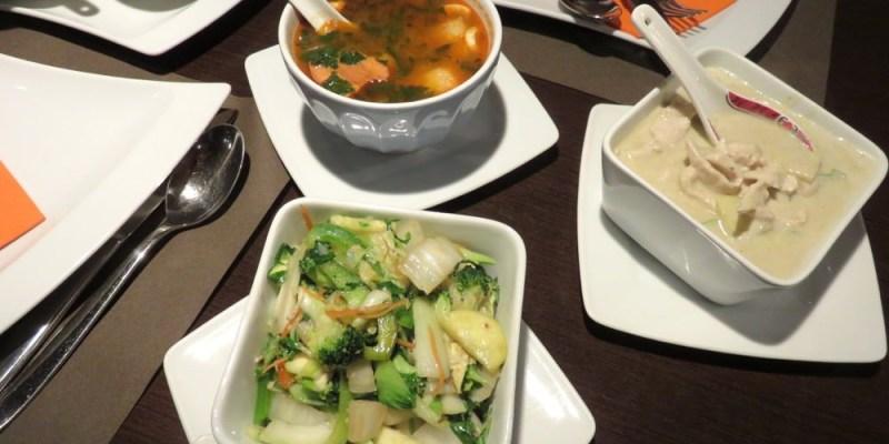 馬德里泰國菜Patong Thai的泰美味超狂
