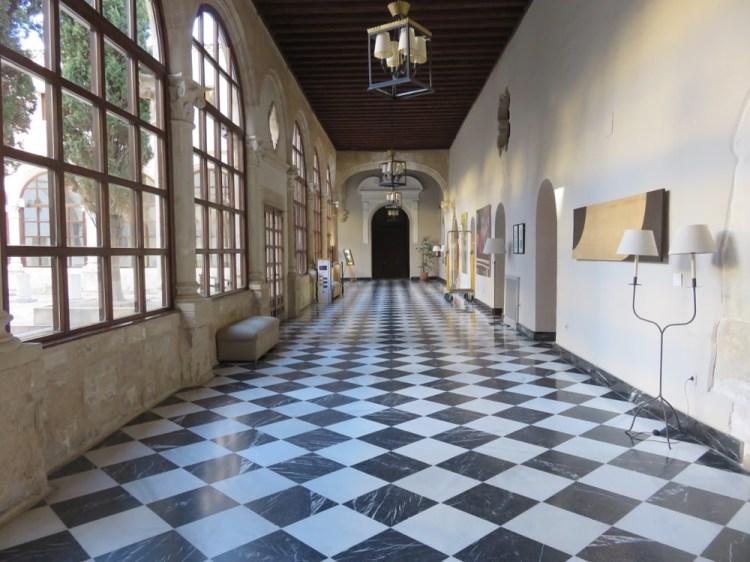 西班牙昆卡Parador de cuenca古城堡飯店神秘面紗