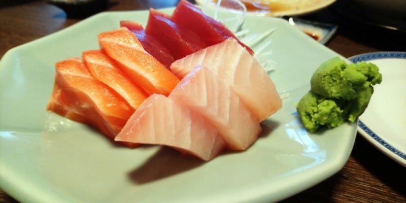 《泉海鮮日式料理》擁有驚人生魚片的日皮台骨老靈魂