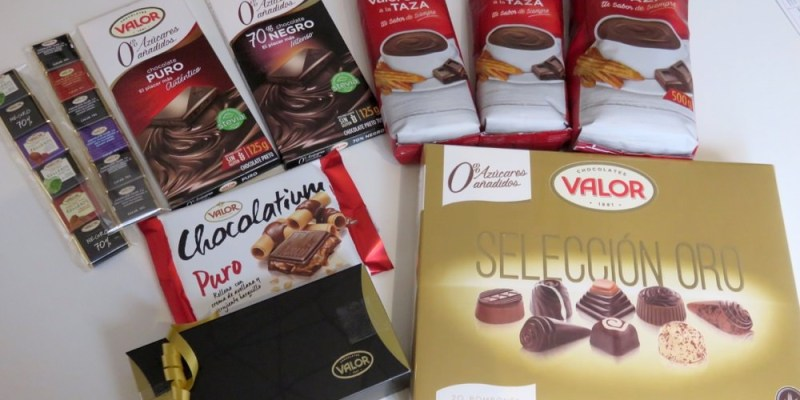 西班牙巧克力Chocolatería Valor自用送禮都適合