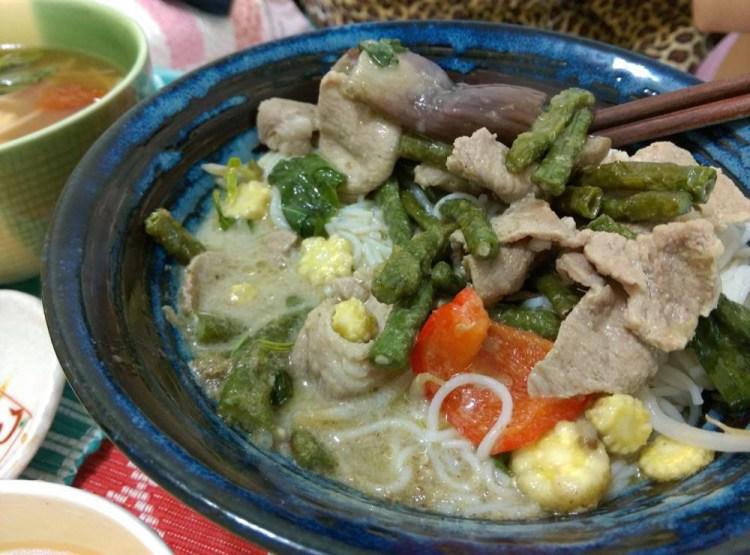 內湖泰國菜 毓真泰越美食 平價南洋風味整天吃得到