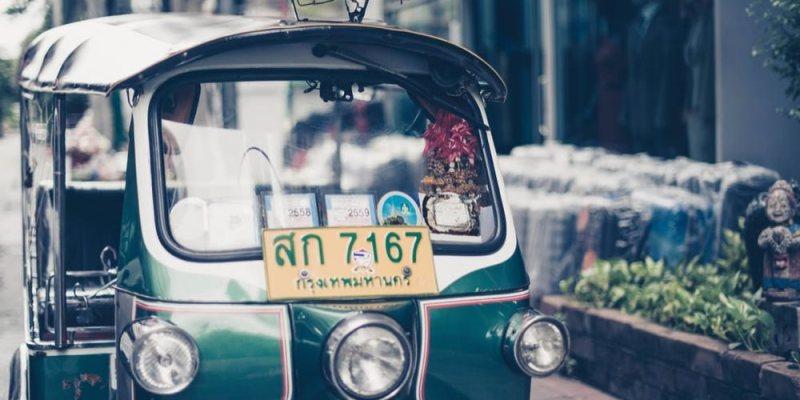 《背包蝦說》在泰國清邁差點看見上帝