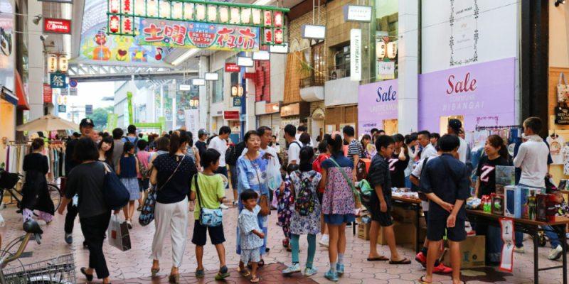 高知美食 土曜夜市蟬聯五年金賞炸雞就在日本四國高知