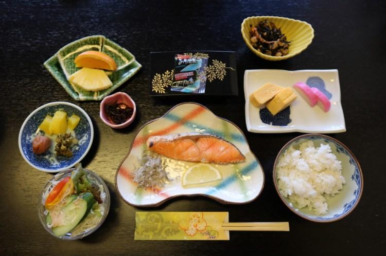 四國高知住宿 四万十 安住庵的山珍海味都在一泊二食