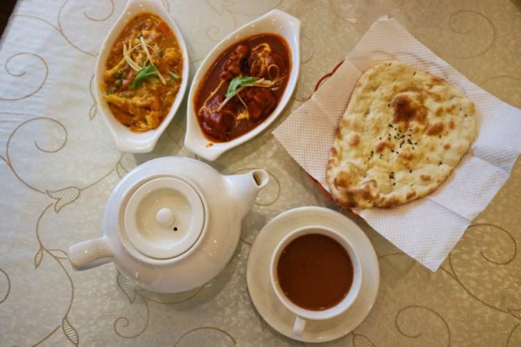 台北印度餐廳The Thali 塔哩印度料理 住內湖真好