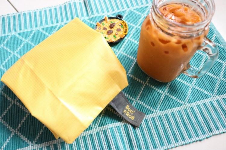 《環保食物袋》來自西班牙的環境友善Boc'n Roll