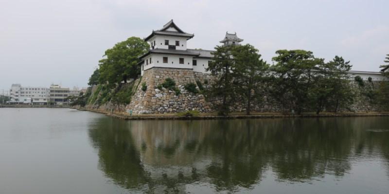 愛媛景點 今治城象徵日本和平降臨三大水城之一