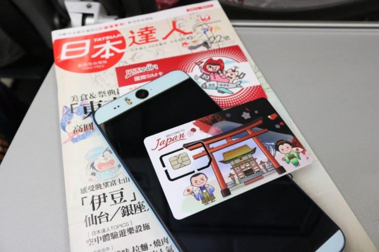 日本上網SIM卡173 WIFI softbank 七日吃到飽